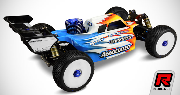 JConcepts RC8.2 Silencer body