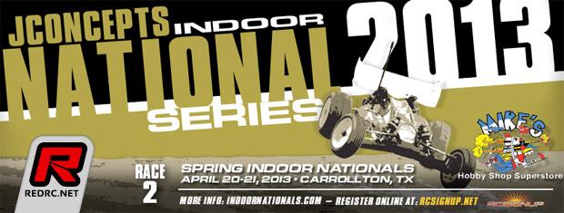 2013 JConcepts Spring Indoor Nats - Announcement