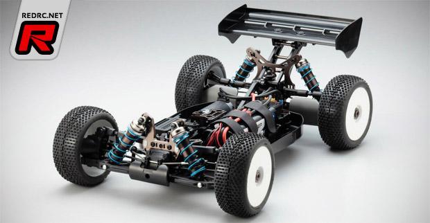 Kyosho MP9e TKI 1/8th buggy