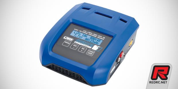 LRP Quadra V.1 charger & LiPo packs