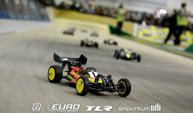 Neumann wins 2WD at EOS Finale