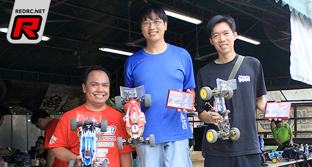 Mark Lim double at NOOB series Rd2