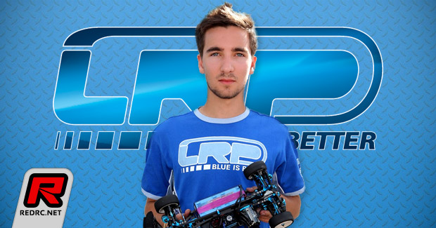 Piotr Okonski joins LRP International team