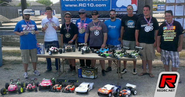 RC Pro Texas Series Rd2 report