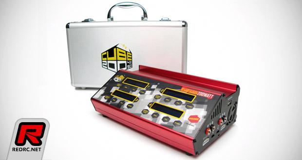 Racers Edge Cube200 quad output charger