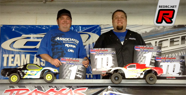 Kinwald & Due win Short Course Showdown Rd3