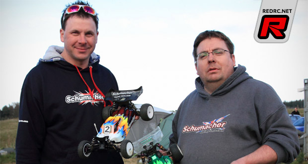Collin & Wallace win SORC Rd1