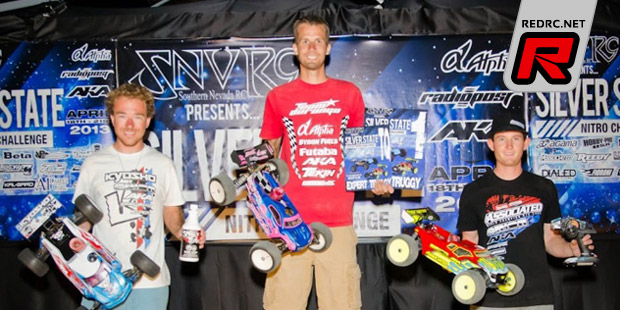 Lutz & Tebo win at Silver State Nitro Challenge