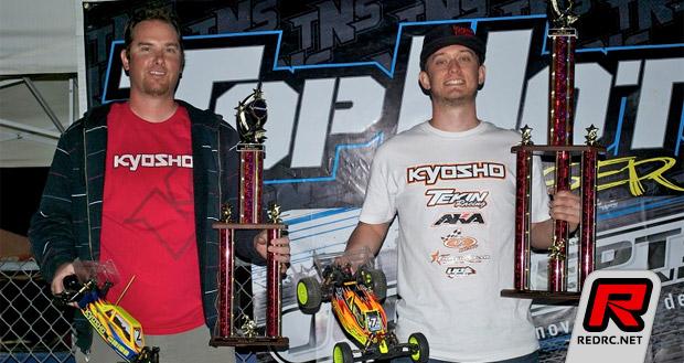Sanford & Mitchell take Top Notch Series titles