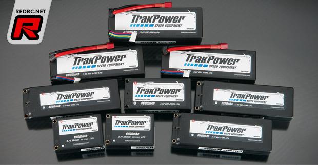 TrakPower LiPo hard case batteries