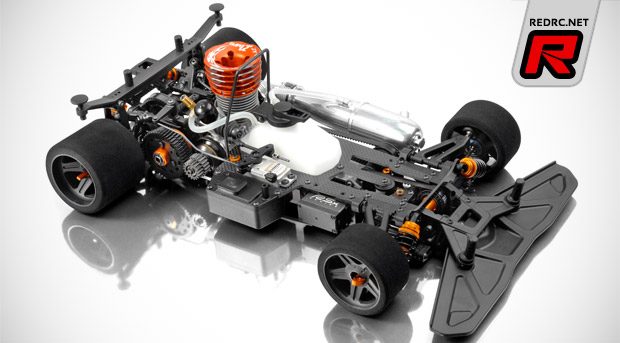 XrayRX82013 1 Xray 2013 spec RX8 1/8th scale chassis