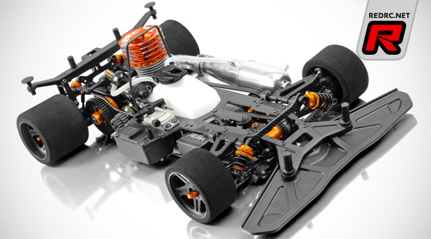 XrayRX82013 2 Xray 2013 spec RX8 1/8th scale chassis