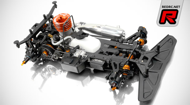 Xray 2013 spec RX8 1/8th scale chassis