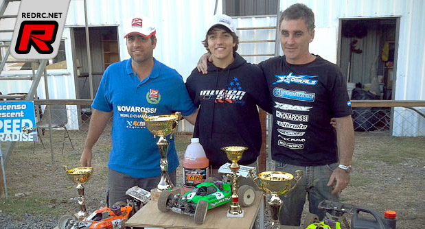 Agustin Cutini wins Rd1 of Argentine Nationals