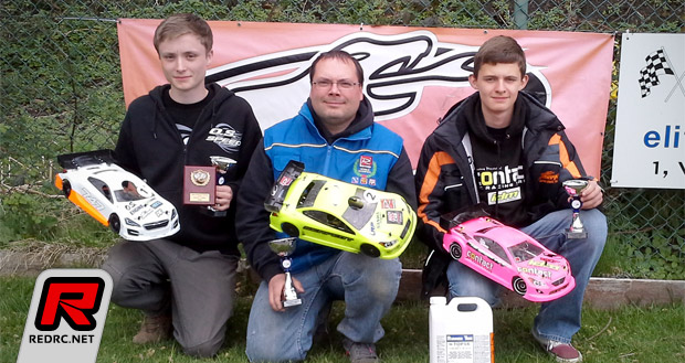 Mark Green remains unbeaten with 3rd win
