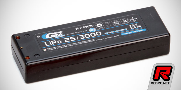 GM Racing V-Maxx Sport LiPo packs