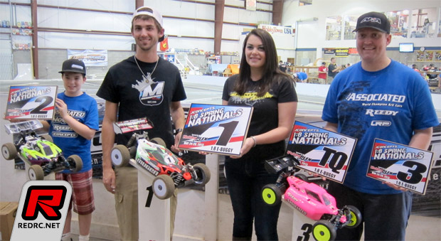 JConcepts 1/8th Spring Nationals report