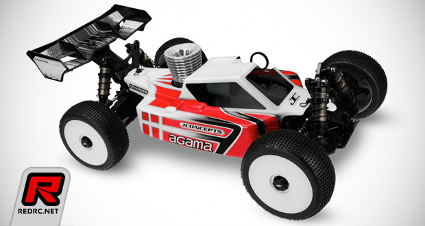 JConcepts Finnisher for Agama A8 Evo