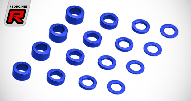 JConcepts metric washer set