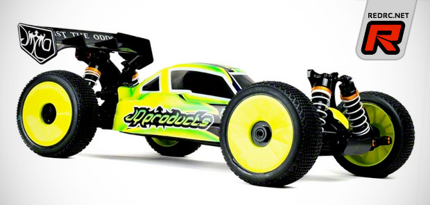 JQ Products THEeCar 1/8th EP buggy