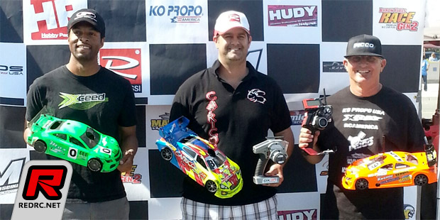Apolaro & Swauger win 2013 KO Grand Prix