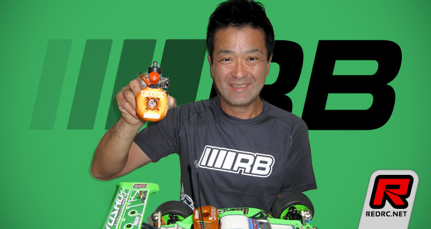Yuichi Kanai returns to RB engines