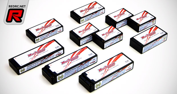 Much More Impact FD LiPo batteries