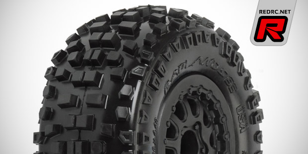 Pro-Line SC & monster truck tires