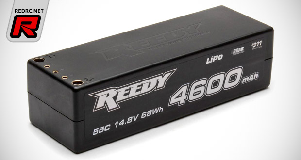 Reedy 4600mAh 55C 14.8V LiPo battery