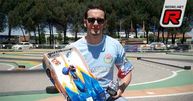Cabezas takes victory in Rd2 of Spanish Nationals