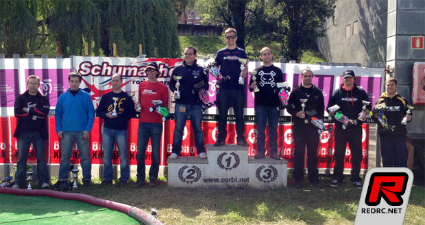 Tom Cockerill wins Rd2 of Spanish Nationals