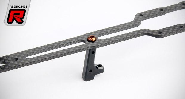 Spec-R T4 motor mount support & driveshafts