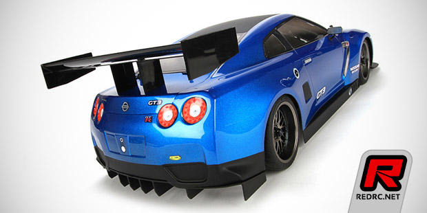 Red Rc Rc Car News 187 Vaterra Nissan Gt R Nismo Gt3 Rtr
