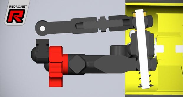 Xenon VSS 1/12th scale front-end