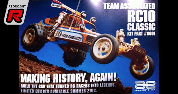 Associated to re-release RC10 Classic buggy