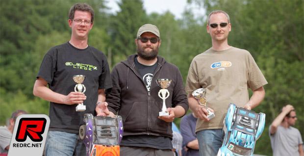 Vierin & Robert win Belgian SCT Cup 2013 Rd2
