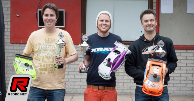 Pedro Rombouts wins Rd3 of Dutch Nationals