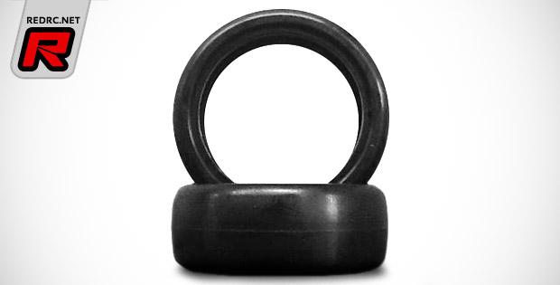 Hot Race 1/10 rubber TC tires