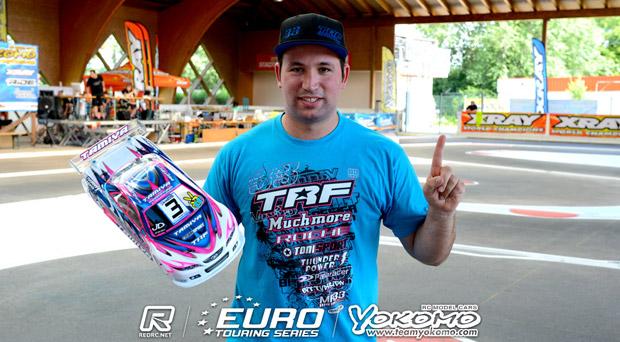 Rheinard 'Top Qualifier' in Austria
