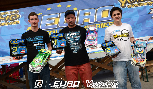 Rheinard wins in Austria, title to be decided at Hudy Arena
