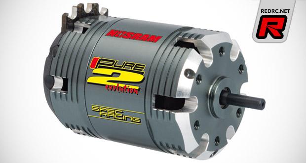 Nosram Pure 2 brushless spec motors