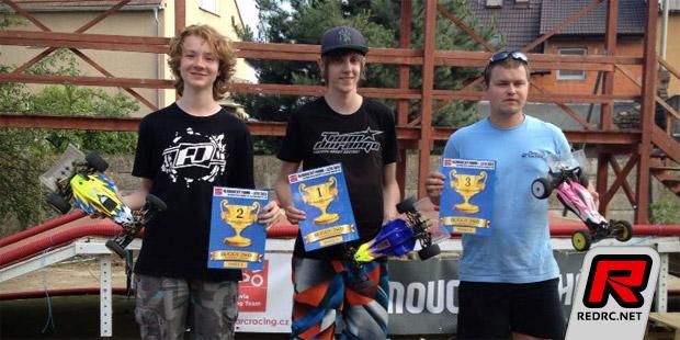 Koudelka & Novotny wins 2nd Olomouc Cup race