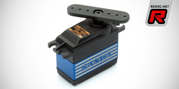New Sanwa competition & budget digital servos