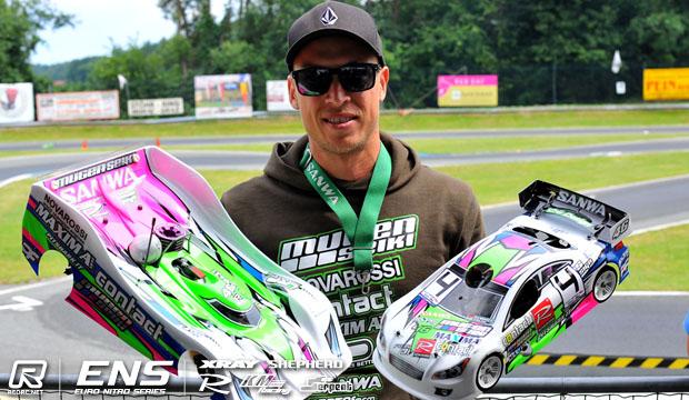 Pietsch 'Top Qualifier' for ENS Race 2