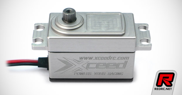 Xceed Supercool low profile servo