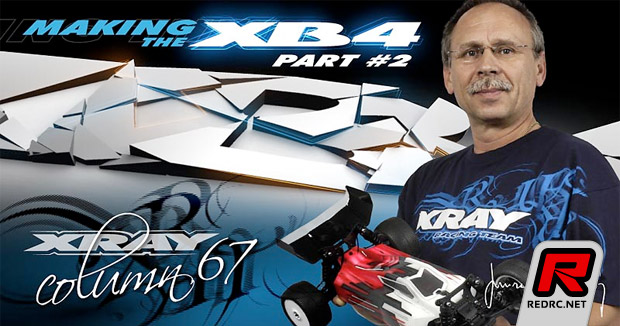 Xray Column - Making the XB4 Part 2