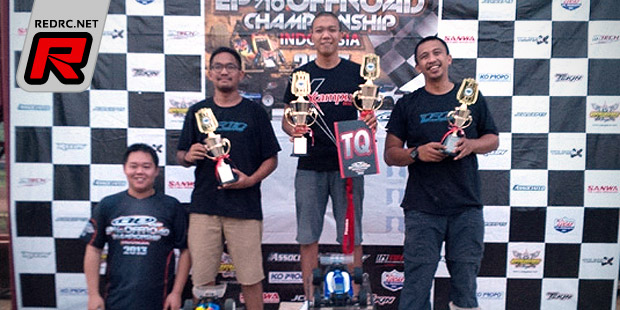 AE Cup EP Offroad Champs Indonesia – Report