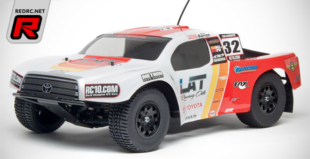 Associated SC10RS RTR with Toyota Racing shell