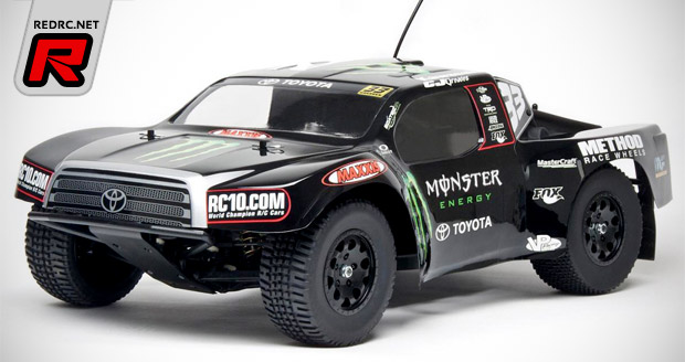 Associated Monster Energy/Toyota Racing SC10RS RTR