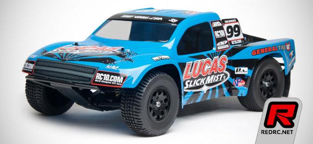 Team Associated SC10RS RTR Lucas Slick Mist-1